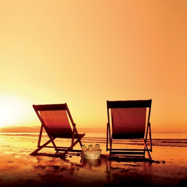 PEI Beach Chair - photo by Kenny Vail