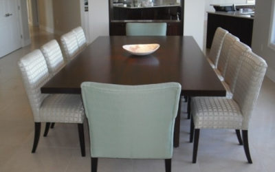 Contemporary Cherry Table