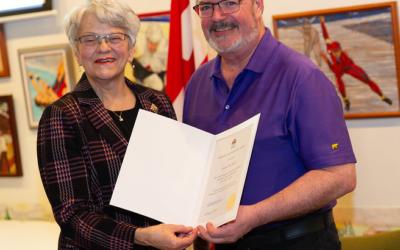 Heritage Recognition Award for McAskills