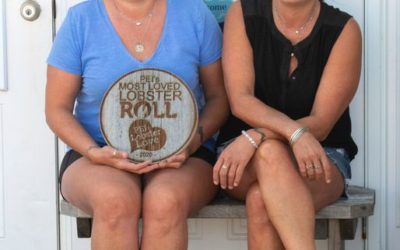 PEI's Most Loved Lobster Roll Plaque