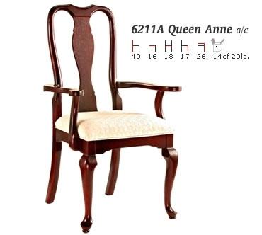 Georgian Queen Anne Chair