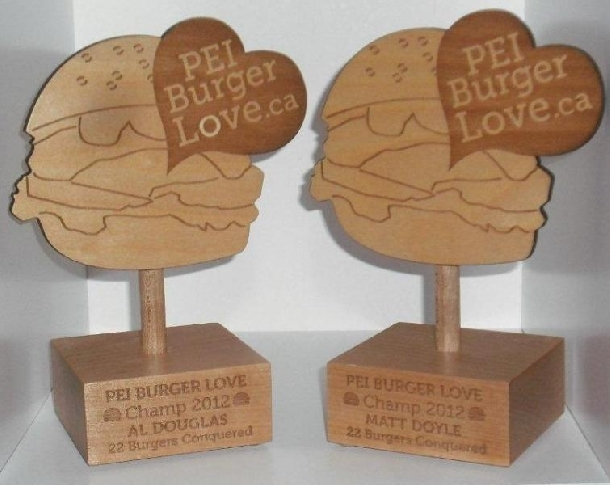 PEI Burger Love Awards